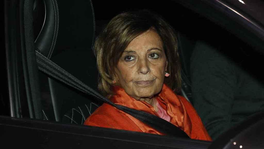 María Teresa Campos en imagen de archivo.