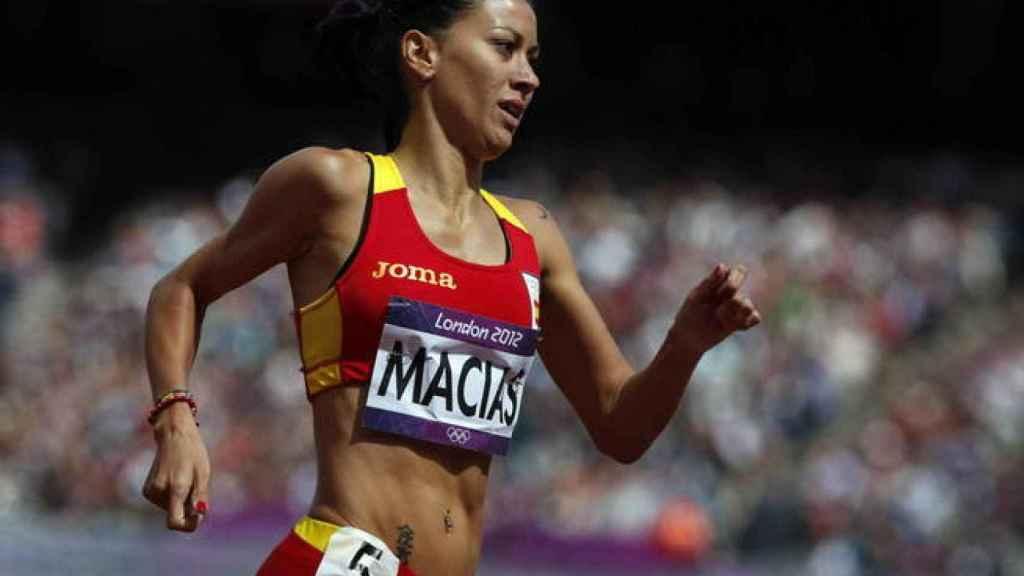 Isabel Macias.