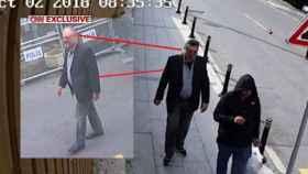 Uno de los verdugos de Khashoggi se disfrazó con su ropa para despistar