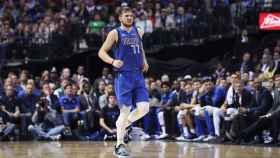 Luka Doncic frente a los Chicago Bulls
