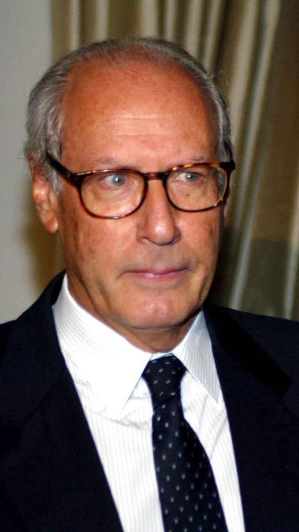 Miguel Boyer en una imagen de archivo.