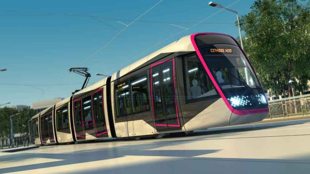 Alstom fabricará en Barcelona un pedido de tranvías para Atenas de 50 millones