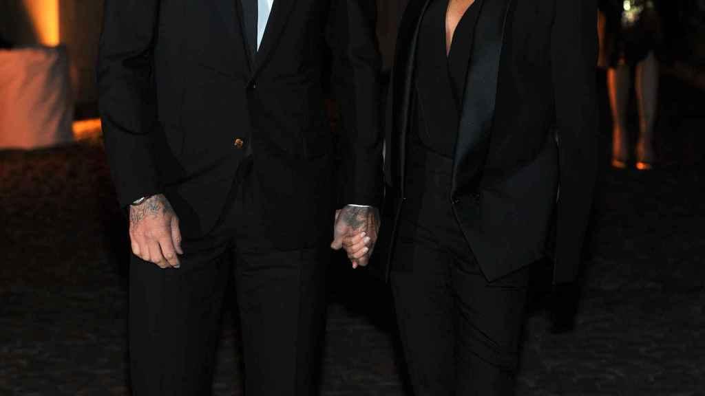 David y Victoria Beckham en una imagen de archivo.