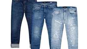Los jeans de Replay.
