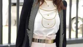 Vania Millán en una imagen de archivo.