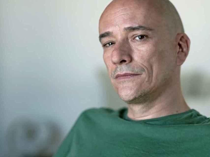 El cantautor Javier Álvarez.