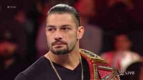 Roman Reigns renuncia entre lágrimas al título Universal de la WWE por leucemia