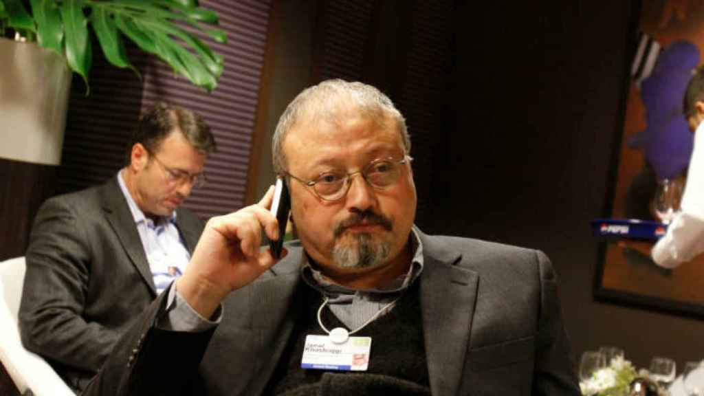 Jamal Khashoggi en una imagen de archivo