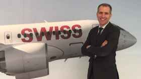 Cartsen Hoffmann, director general de Lufthansa Group para España y Portugal.