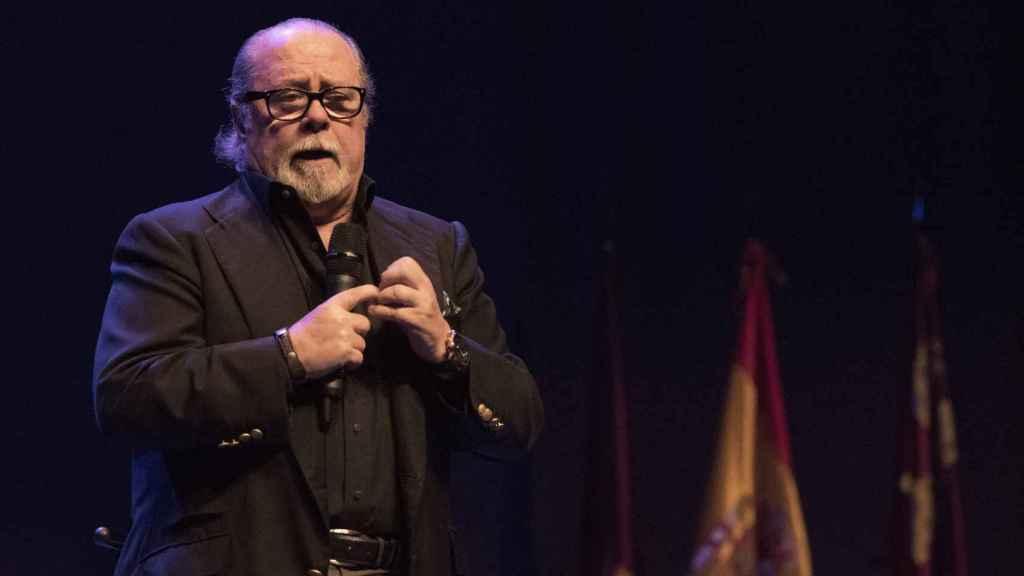 Paco Arévalo en imagen de archivo.