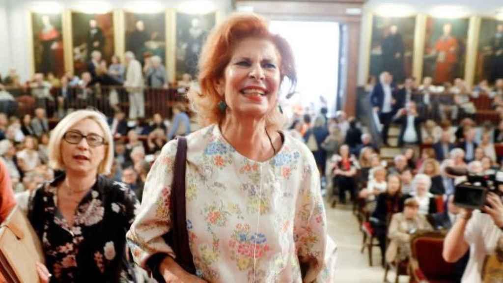 Carmen Alborch. EFE.