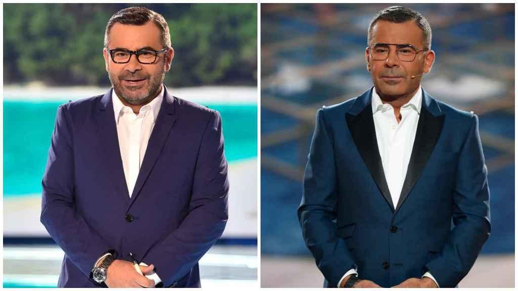 El antes y el después de Jorge Javier Vázquez.