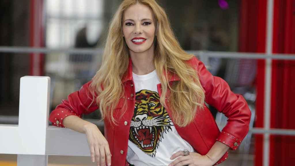 Paula Vázquez, en una imagen de archivo.