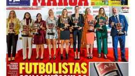 Portada MARCA (26/10/2018)