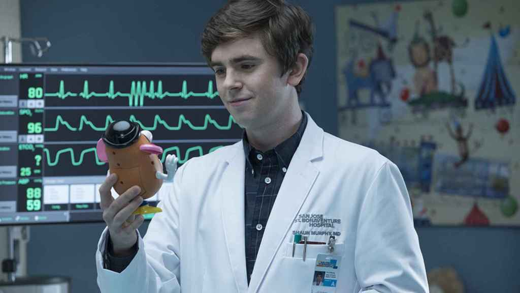'The Good Doctor'.