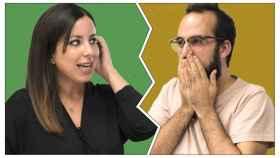 Lorena G. Maldonado y Javier Zurro, redactores de la sección de Cultura.