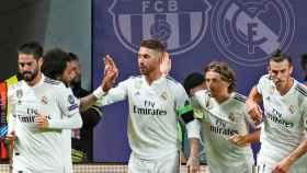 La portada de El Bernabéu (25/10/2018)