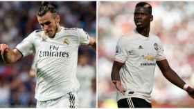 Bale y Pogba