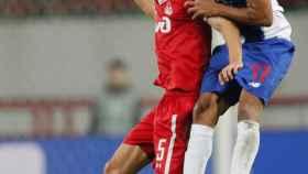 FC Lokomotiv Moscú vs FC Oporto