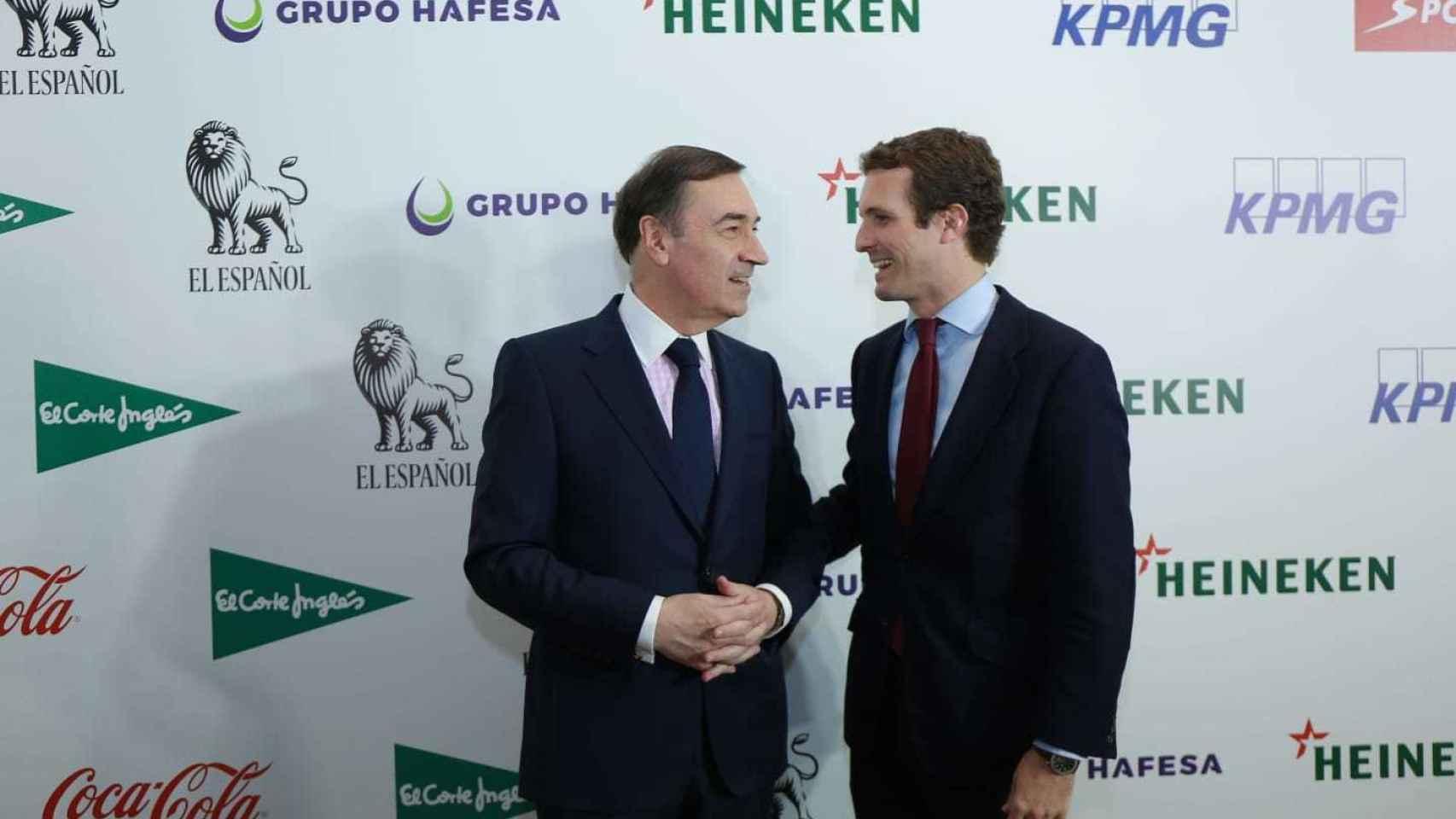 Las personalidades de la política, en los premios Los Leones de EL ESPAÑOL 2018