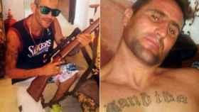 Los dos hermanos que en enero de 2015 irrumpieron en la jefatura de la Policía Local de Puerto Serrano y dejaron tuerto a un agente del cuerpo.