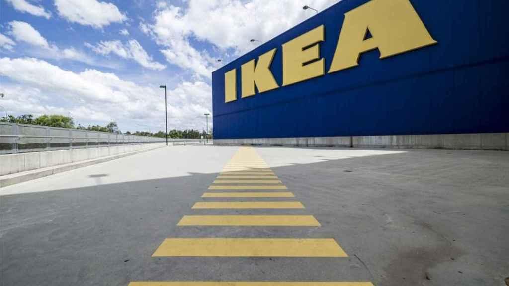 Una tienda de Ikea en una imagen de archivo.