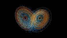 Las ecuaciones de Edward Lorenz, visualizadas de forma interactiva