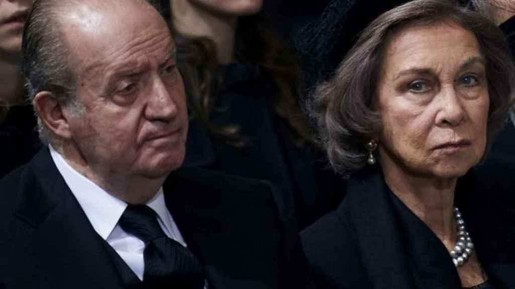 Los desplantes del rey emérito a su mujer han sido constantes desde que se casaron