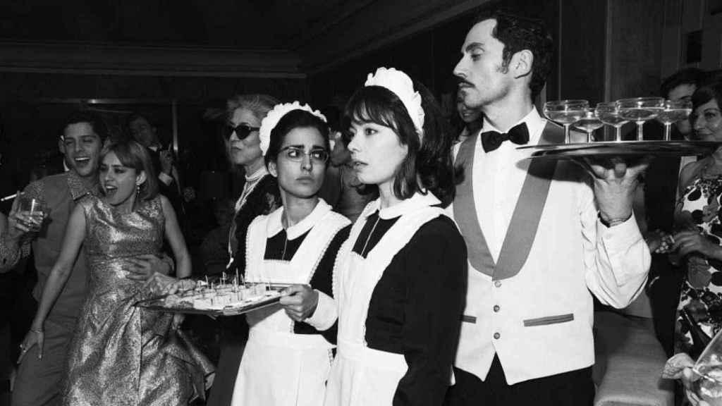 ¿Por qué 'Arde Madrid' se ha rodado en blanco y negro?