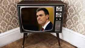 El 'apagón' de Pedro Sánchez en las televisiones