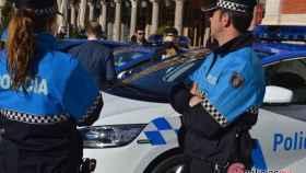 coche vehiculo policia municipal valladolid 10