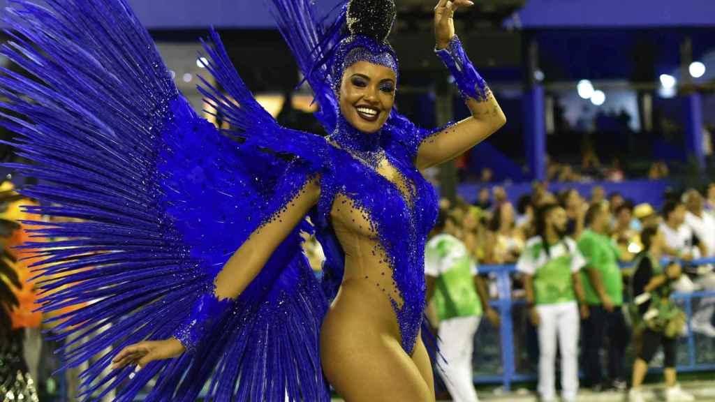Carnaval Río de Janeiro.