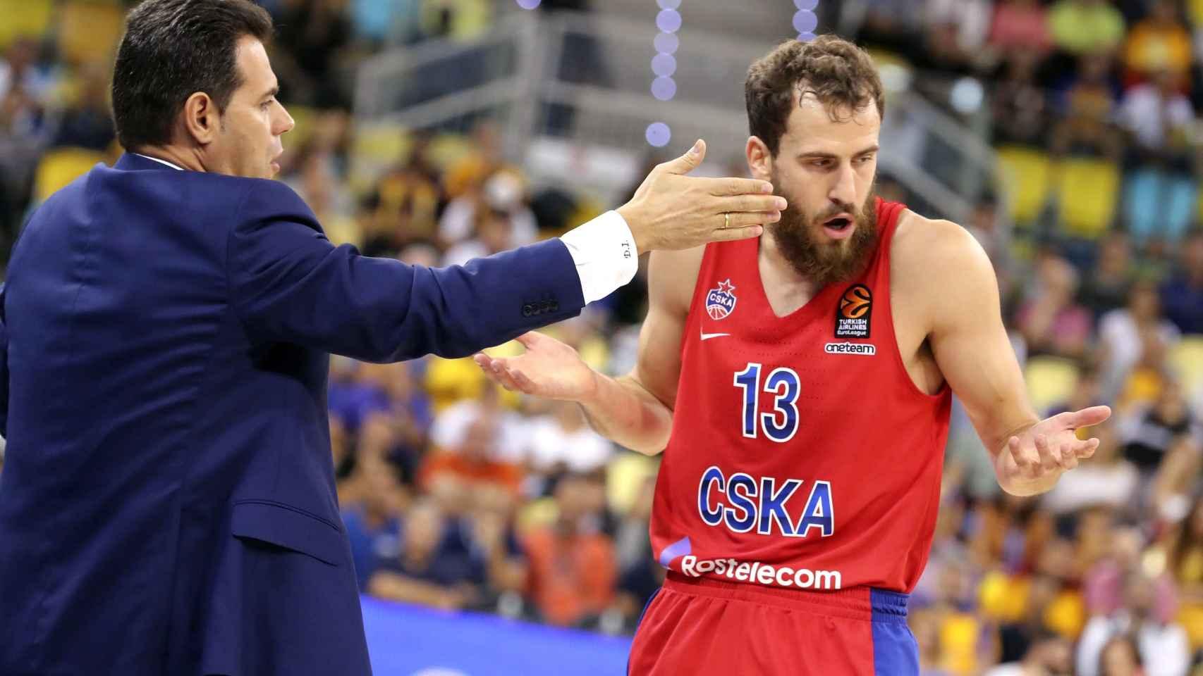 Herbalife Gran Canaria - CSKA de Moscú