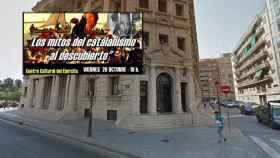 El acto se iba a celebrar en dependencias del Gobierno Militar de Valencia.