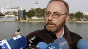Antonio del Castillo dice admirar la actitud de Vox frente al conflicto de Cataluña.
