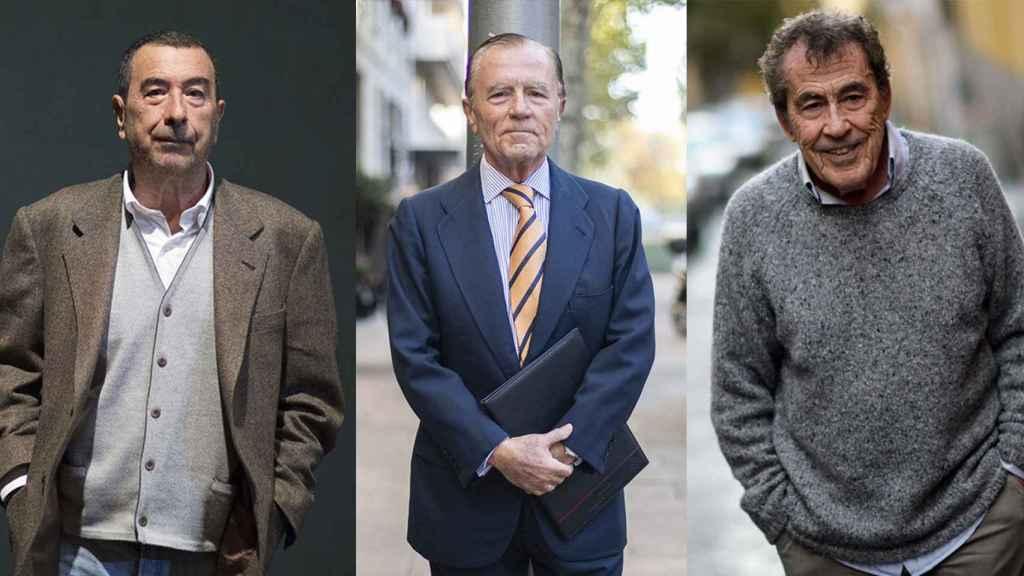 José Luis Garci, Dragó e Ignacio Camuñas abanderan la plataforma España Siempre.
