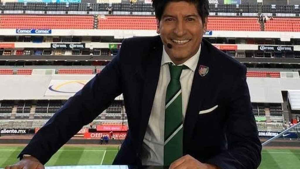 Iván Zamorano, exjugador del Real Madrid. Foto: Instagram (@bambam9oficial)