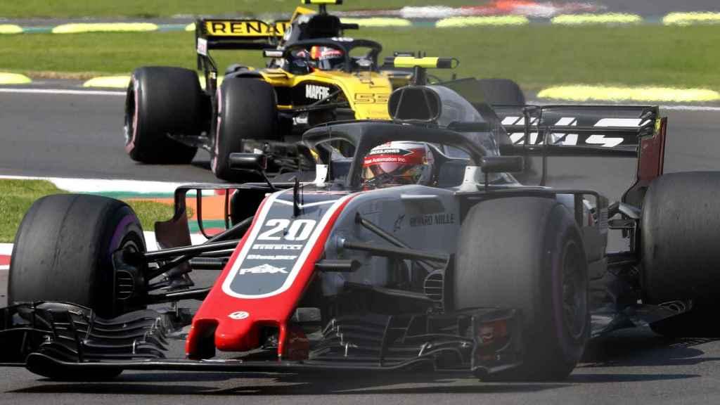Segunda práctica del Gran Premio de Formula Uno