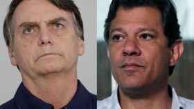 """Bolsonaro o Haddad: Brasil vota dividido """"entre el discurso que agrada y el miedo que aterra"""""""