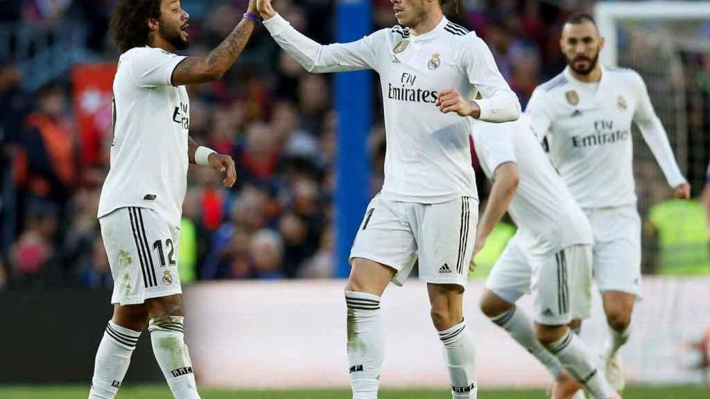 Marcelo y Bale