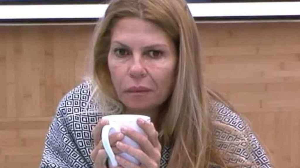 La exmujer de Kiko Matamoros en la casa de Guadalix.