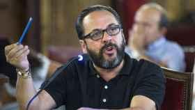 Álvaro Pérez Alonso en la Audiencia Nacional.