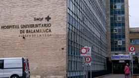 Hospital Virgen de la Vega de Salamanca