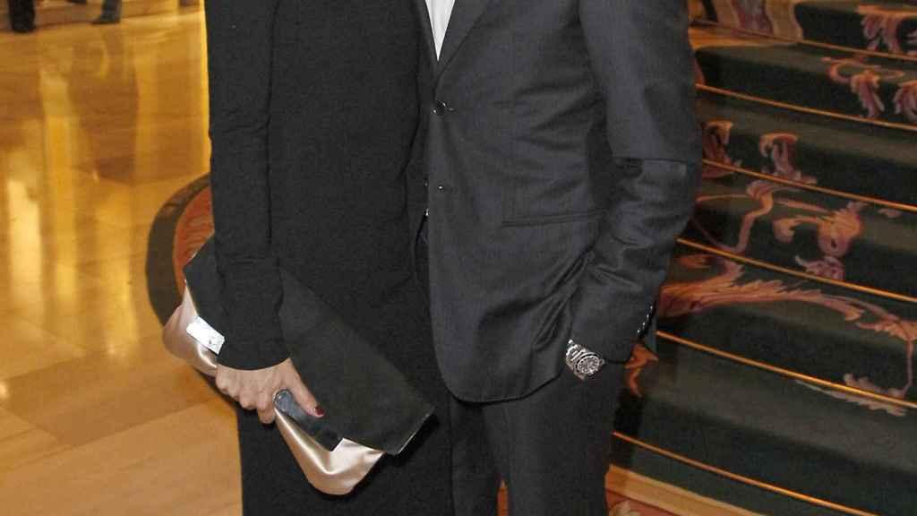 La relación de Mario Biondo y Raquel Sánchez Silva, en imágenes
