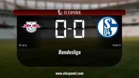 El Schalke 04 saca un punto al RB Leipzig a domicilio 0-0