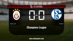 El Schalke 04 saca un punto al Galatasaray SK en su casa 0-0