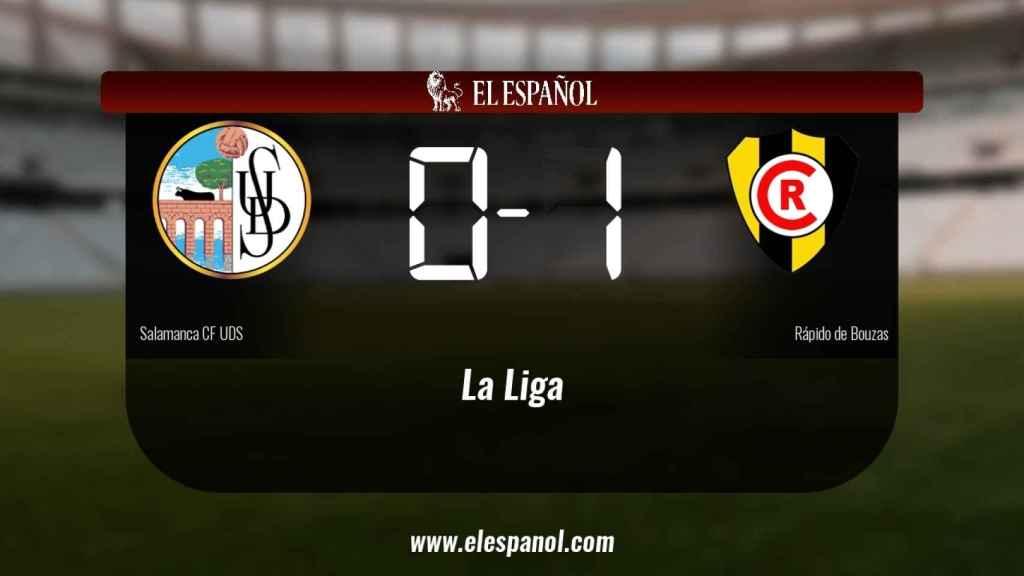 El Rápido de Bouzas venció en el estadio del Salamanca UDS