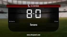 El Betis Deportivo derrotó al Gerena por 8-0