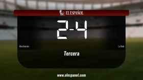 El Marchamalo cae derrotado ante La Roda por 2-4