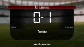 El Itaroa Huarte derrotó al Cortes por 0-1